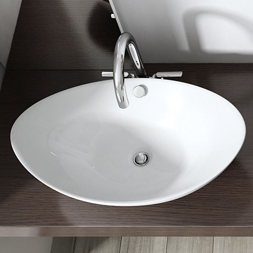 design aufsatzwaschbecken br ssel818 aus keramik ohne armatur ohne. Black Bedroom Furniture Sets. Home Design Ideas